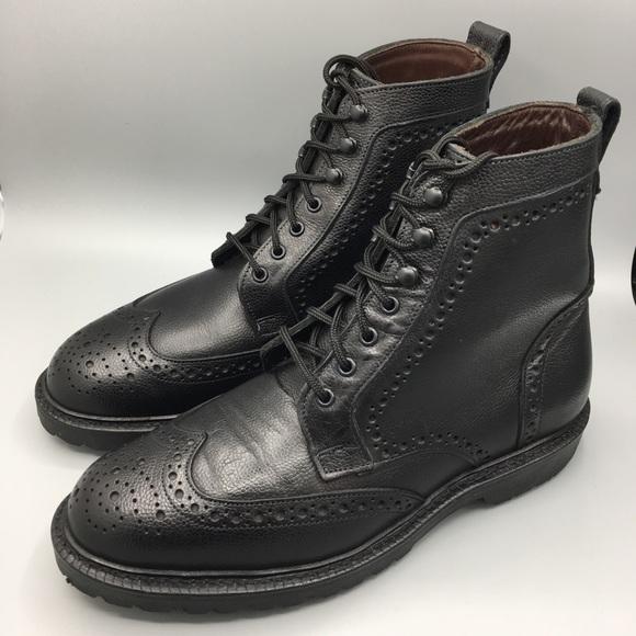 "65c475701eb4 Allen Edmonds Other - Allen Edmonds ""Long Branch"" Wingtip Boots."